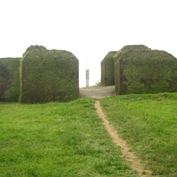 Ita Fort in Itanagar