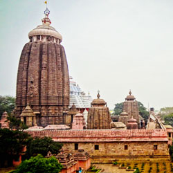 Jagannath Temple in Puri