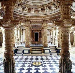 Jain Temple in Bhojpur