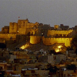 Jaisalmer Fort in
