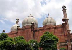 Jama Masjid in Mumbai