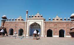 Jami Masjid in Agra