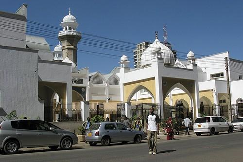Jamia Mosque in Nairobi