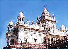 Jaswant Thada in