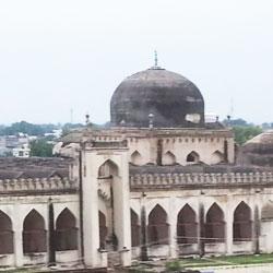 Jama Masjid in Gulbarga