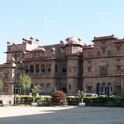 Junagarh Fort in Bikaner