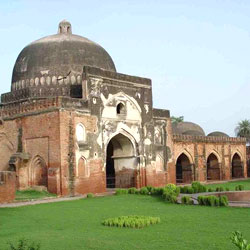 Kabuli Bagh Mosque in Panipat