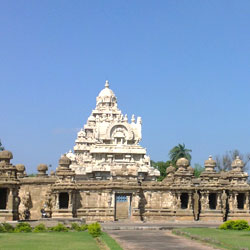 Kailasanathar Temple in Kanchipuram
