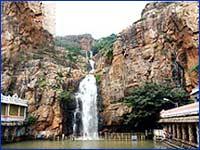 Kalahasti Falls in Chikmagalur