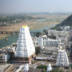 Kalahasti Temple in Tirupati