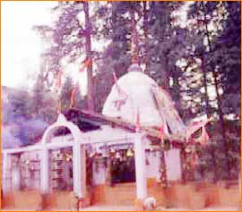 Kali Temple in Pithoragarh