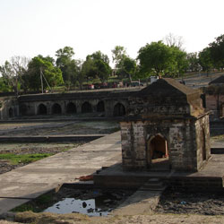 Kaliadeh Palace in Ujjain