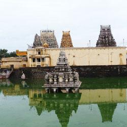 Kamakshi Amman Temple in Kanchipuram