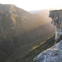 Kanangra Boyd National Park in Sydney