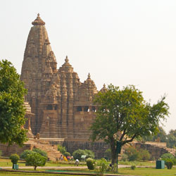 Kandariya Mahadev Temple in Khajuraho