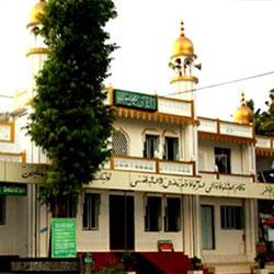 Kanjiramattom Mosque in Kochi