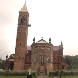 Kanpur Memorial Church in Kanpur