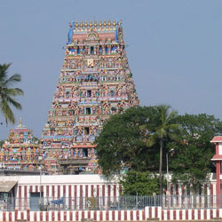 Kapaleeswarar Temple in