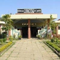 Karnataka Folk Museum in Bangalore