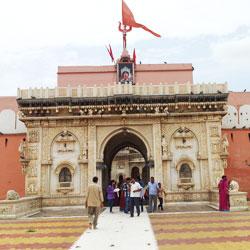 Karni Mata Temple (Deshnok) in Bikaner