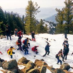 Kashmir Trekking in Kashmir