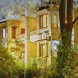 Kesar Bhawan Palace in Mount Abu