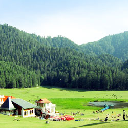 Khajjiar Lake in Chamba