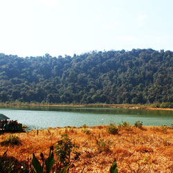 Khecheopalri Lake in Yuksom