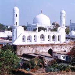 Khwaja Bande Nawaz Durgah in Gulbarga