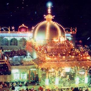 Khwaja Moinuddin Chistis Dargah