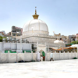 Ajmer-e-Sharief in Ajmer