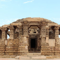 Kiradu Ancient Temples in Barmer