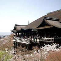 Kiyomizu Dera in Kyoto