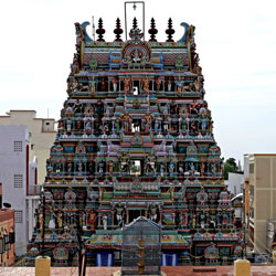 Koodal Alagar Temple in Madurai