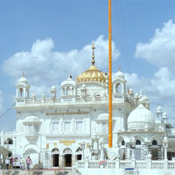 Koohni Sahib Gurdwara in Chandigarh City
