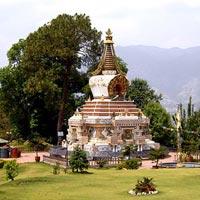 Kopan Monastery in Kathmandu