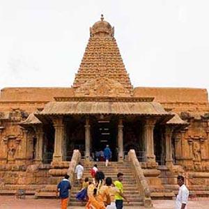 Krishnapuram Temple