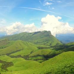 Kudremukh Hills in Kudremukh