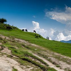 Kullu Hills in Kullu