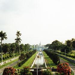 Kunjaban Palace in Agartala