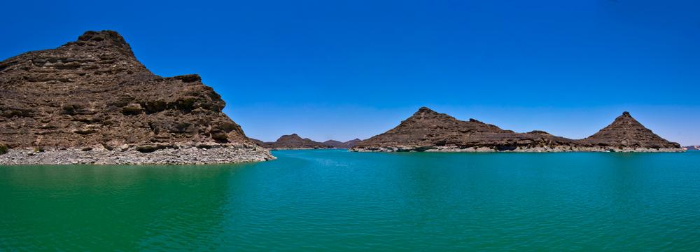 Lake Nasser, Aswan in Aswan
