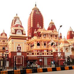 Lakshmi Narayan Temple (BIRLA MANADIR) in New Delhi