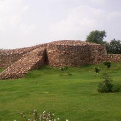 Lal Kot in New Delhi