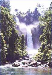 Limunsudan-Falls