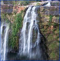 Lisbon Falls in Mpumalanga