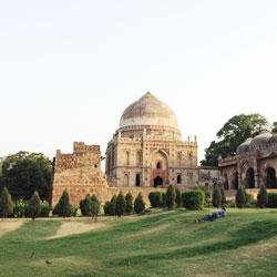 Lodi Gardens in New Delhi