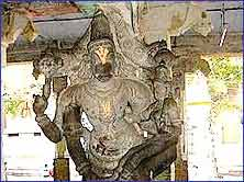 Lord Varaha Temple in Tiruvadantai