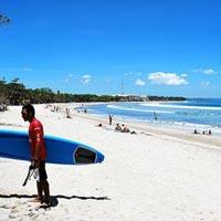 Lovina Beach in Bali