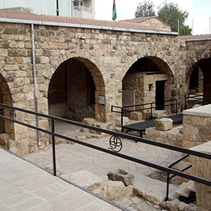 Madaba Archaeological Park in Madaba
