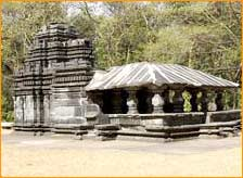 Mahadev Temple in Goa City